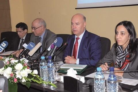 Conference bilan regularisation immigres maroc fevrier 2015