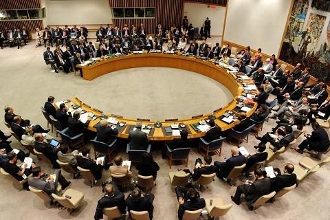 Conseil de securite de ONU