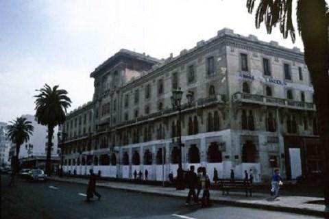 Hotel lincoln casablanca ferme depuis 1989