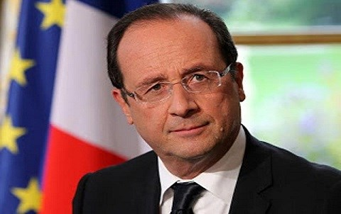 President franois hollande