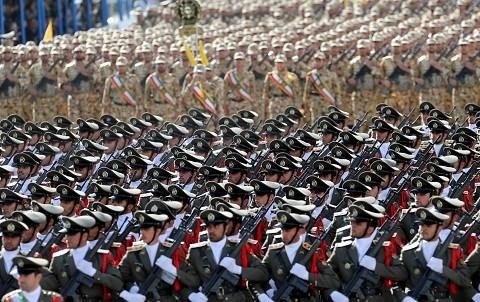 Armee iranienne