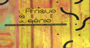 Exposition : L'Afrique a du génie
