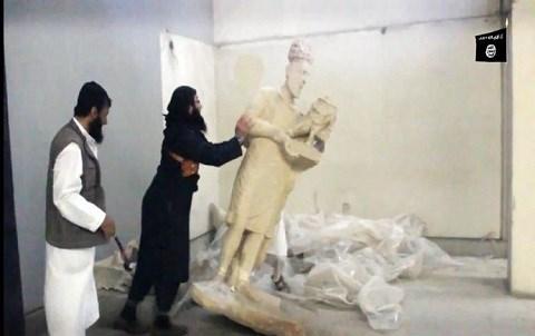 Genocide culturel en irak