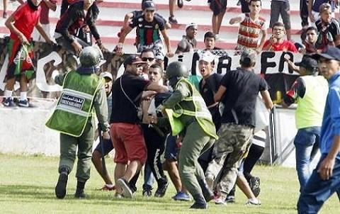 Hooligans maroc