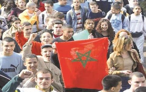Jeunes maroc