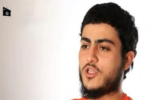 Le jeune Arabe israelien execute Muhammad Said Ismail Musallam