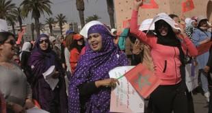 Marche du 8 mars : La voie des femmes