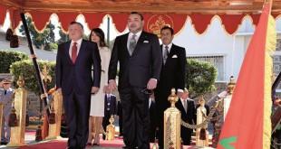Rabat-Amman : Le Souverain jordanien au Maroc