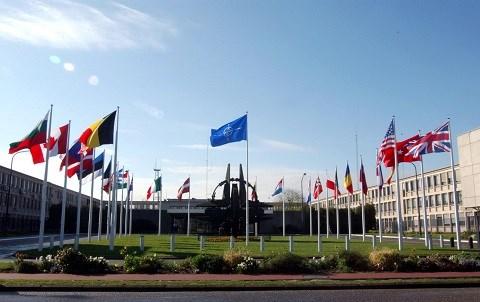 Siege de l OTAN Bruxelles