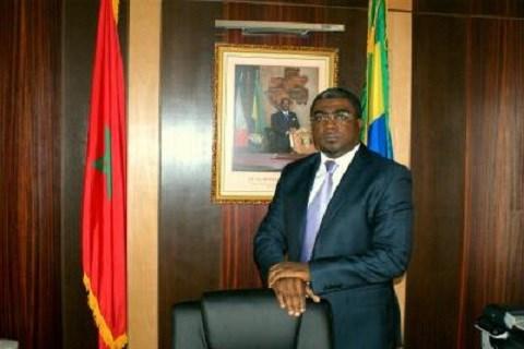 Ambassadeur gabonais kambogo abdurazzaq guy