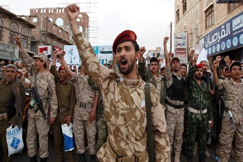 Chiites houthis AFP