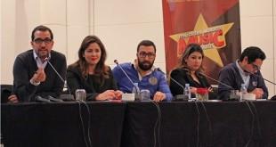 Conference meditel morocco music awards 2015
