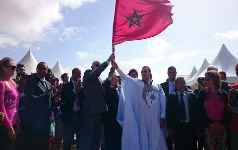 Dakhla kiteboarding world cup coup d envoi