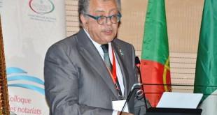 Les vérités de Me Daniel-Sédar Senghor, Président de l'Union Internationale du Notariat