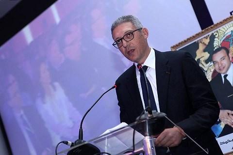Hassan bensalah president federation assurances maroc avril 2015