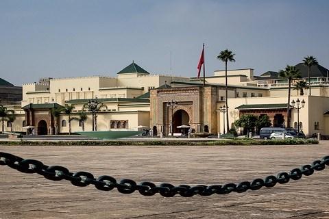Palais et cabinet royal