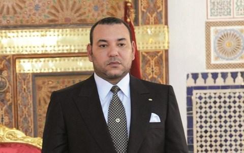 Roi du maroc 2015