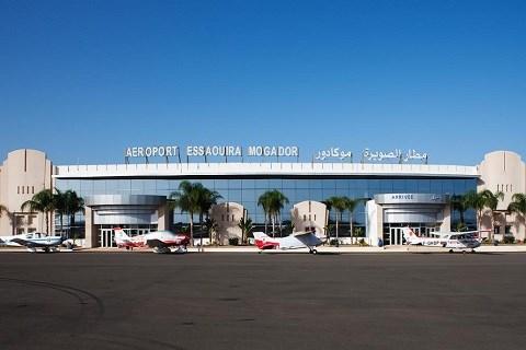 Aeroport essaouira maroc