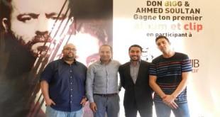 Un concours avec Ahmed Soultan !