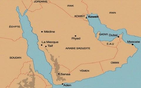 Arabie geographique