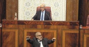 Benkirane-Opposition : Clash au Parlement