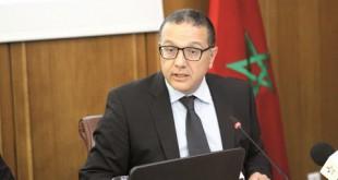 Boussaid ministre des finances maroc 2015