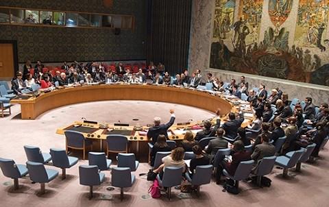 Conseil de securite avril 2015
