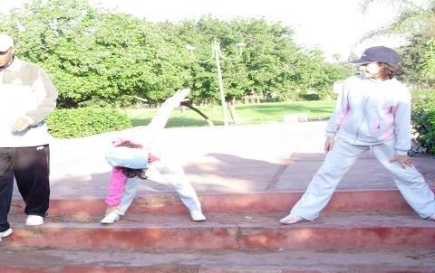 Exercices sport maroc