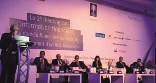 Forum : La donnée financière… Au cœur du développement