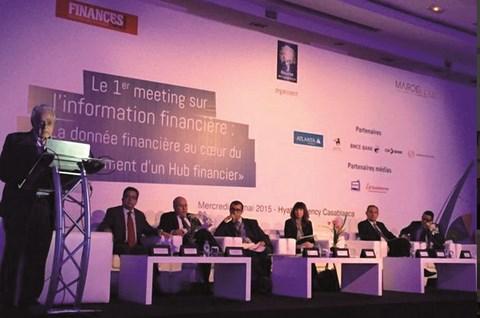 Forum donnee financiere mai 2015