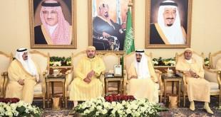Le Roi du Maroc aux Arabies, d'abord à Ryad…
