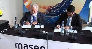 Energie solaire : Don de l'UE pour Noor III