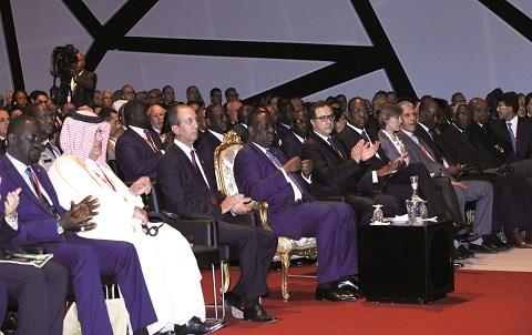 Ouverture assises de l agriculture meknes 2015