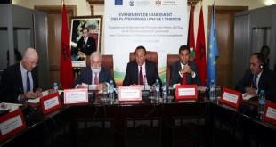 UPM-UE- Maroc : Trois nouvelles plates-formes pour l'énergie