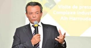 Lesieur Cristal Maroc a sa 3G