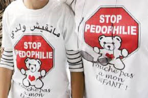 Stop pedophilie