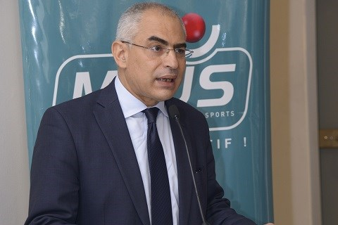 Younes El Mechrafi DG de la MJDS Ph.DR