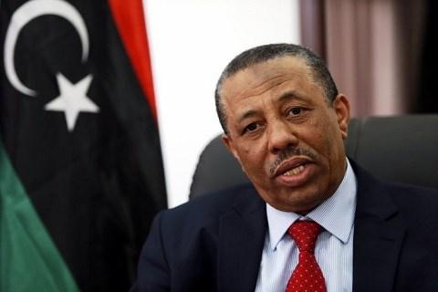 Al thinni premier ministre libyen