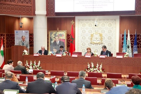 Assemblee parlementaire de la mediterranee rabat mai 2015