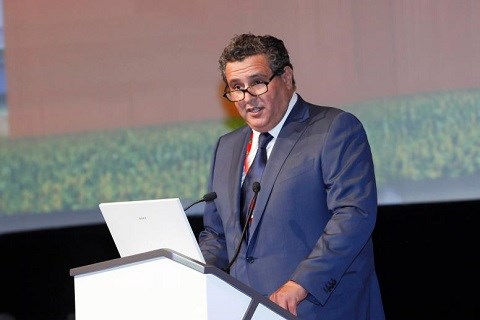 Aziz akhannouch ministre