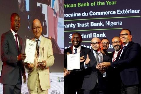 Banque populaire du maroc prix meilleure banque 2015