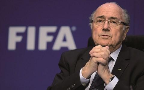 Blatter afp
