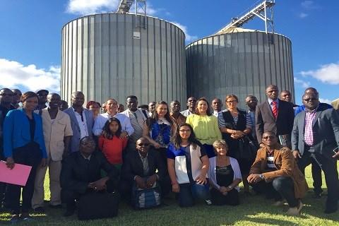 Chefs d entreprises togolais en visite au maroc juin 2015