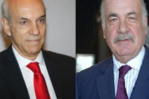 Fouad Chraibi et Omar Kabbaj