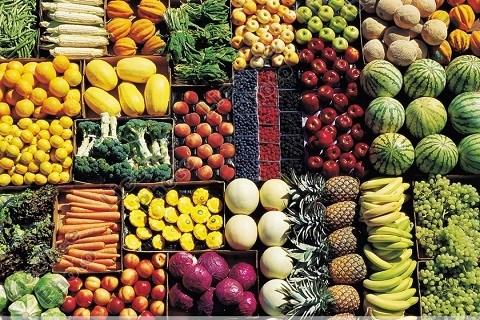 Fruits et legumes maroc