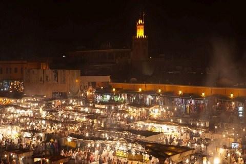 Jamae lefna marrakech