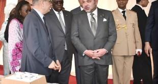 Rétro/Visites royales : Le Sénégal, puis la Guinée Bissau…