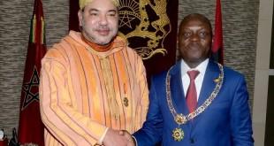 Afrique : La tournée Royale se poursuit
