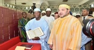 Rétro/Visites royales : Un Africain au service de l'Afrique