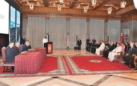 Signature accord maroc peugeot citroen rabat juin 2015
